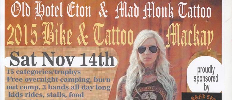 2015 Bike & Tattoo Show