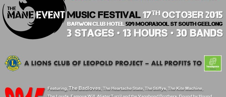 The Mane Event Festival - Featuring The Badloves