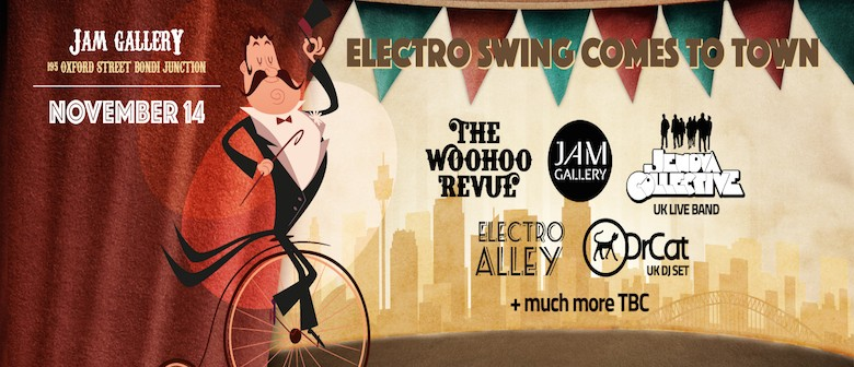 Electro Carousel - Electro Swing Comes To Town