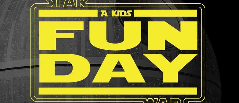 School Holiday Kids Fun Day - Star Wars
