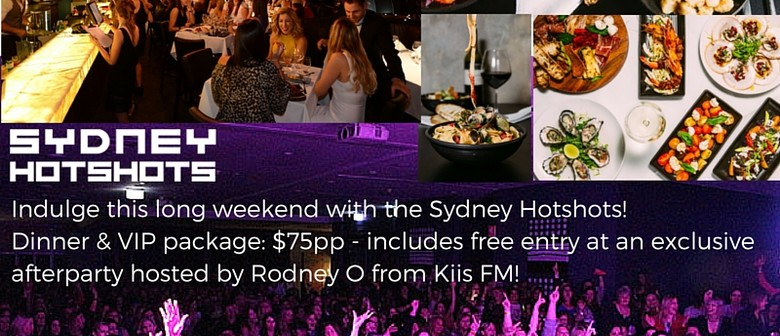 Male Revue - Sydney Hotsshots