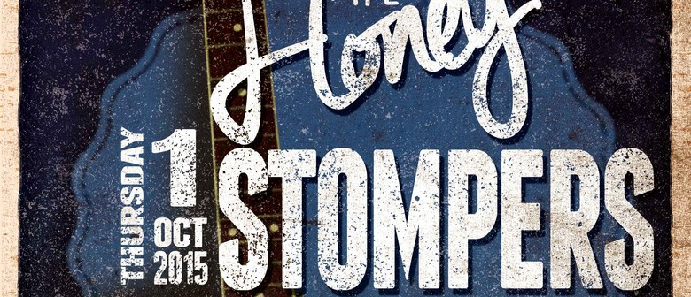 The Honey Stompers: Welcome To The 'Blues Mountains'