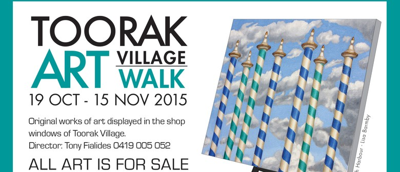 Toorak Village Art Walk