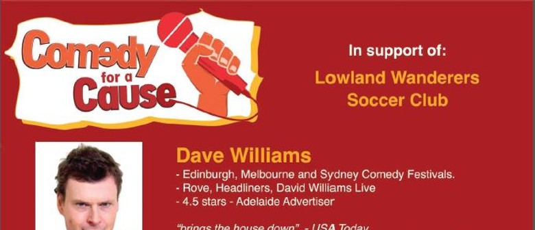Comedy In The Hawkesbury