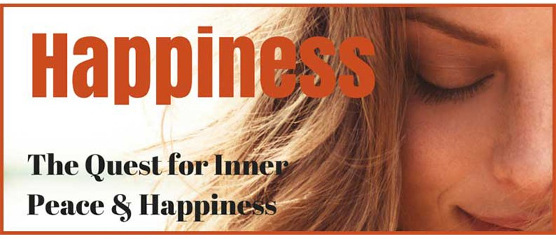 The Quest For Inner Peace & Happiness
