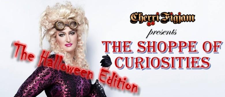 The Shoppe Of Curiosities Halloween Edition - October 2015