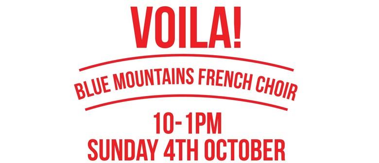 Volia! Blue Mountains French Choir