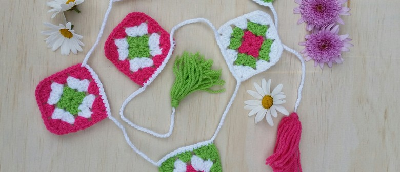 Spring Crochet Bunting Workshop