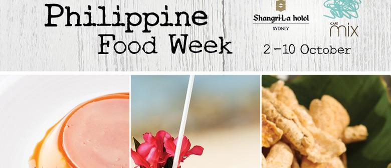 Philippine Food Week