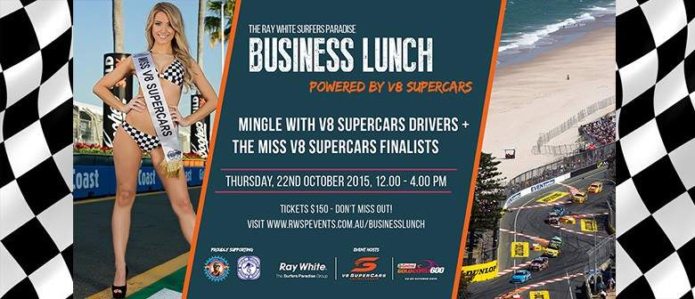 Ray White Surfers Paradise Business Lunch