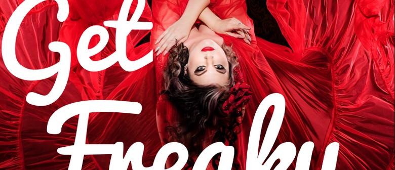 Get Freaky - Comedy, Cabaret & Burlesque Spooktacular