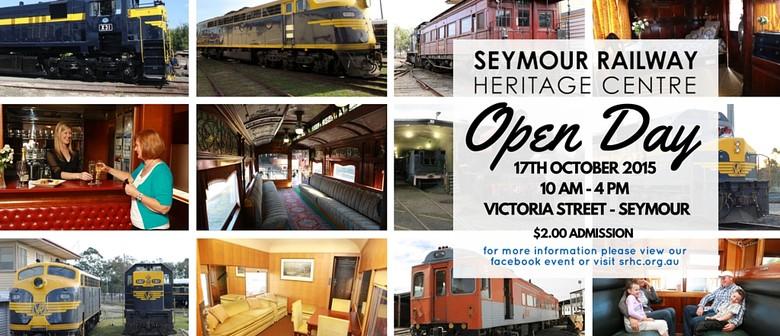 Seymour Railway Heritage Centre Open Day