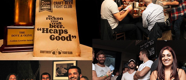 Sydney Craft Beer Week: All In Brawl