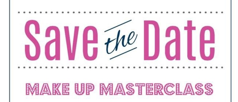 Make Up Master Class