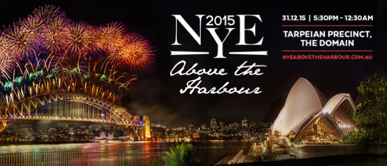 NYE Above The Harbour