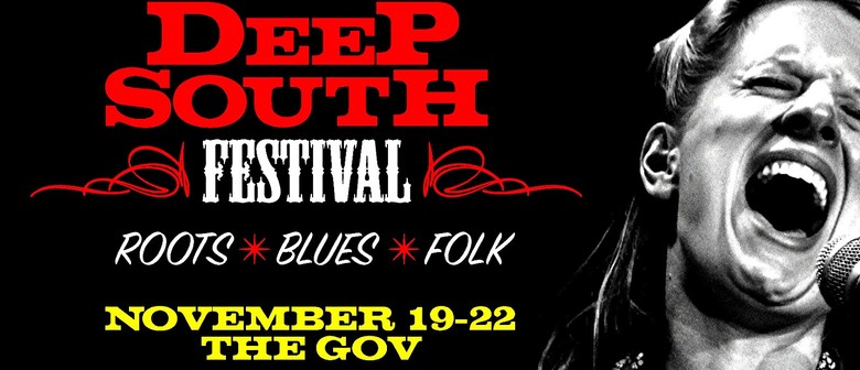 Deep South Roots, Blues & Folk Festival