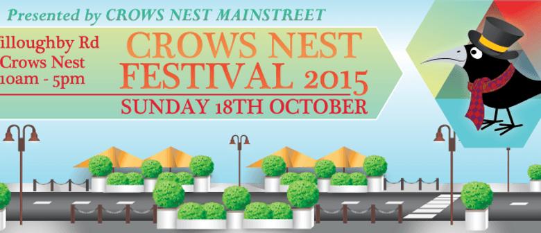 Crows Nest Festival 2015