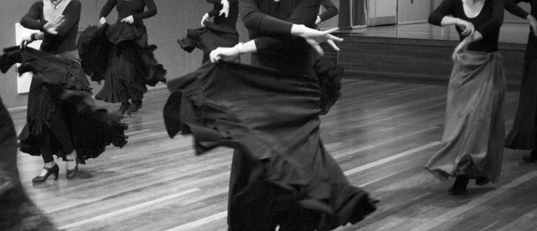 Wednesday Beginners Flamenco Classes