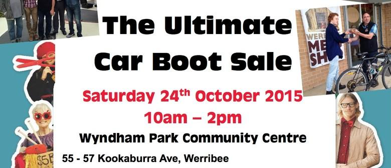 Ultimate Car Boot Sale