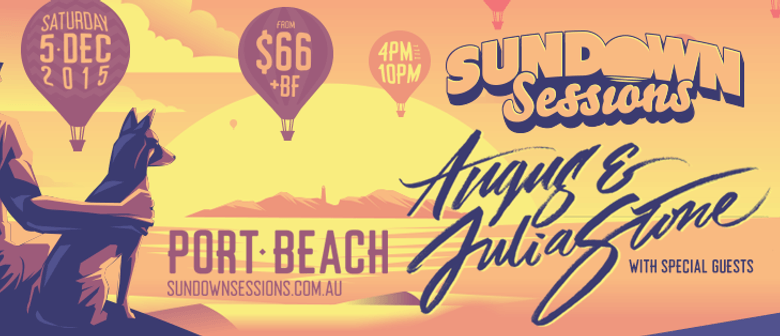 Sundown Sessions Ft. Angus & Julia Stone