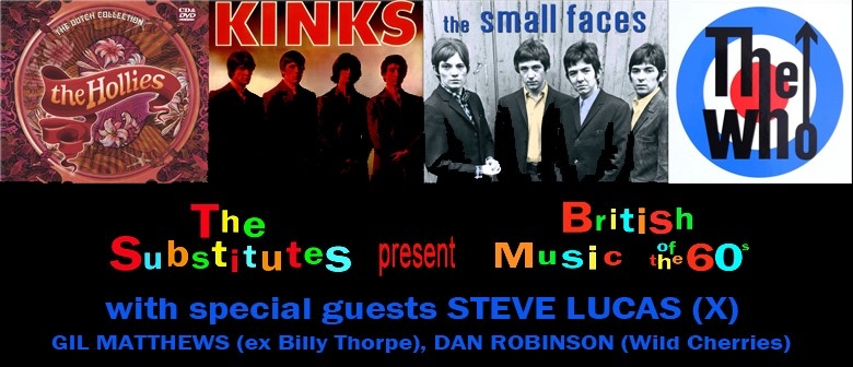 The Giants Of '60s British Rock Show No. 2
