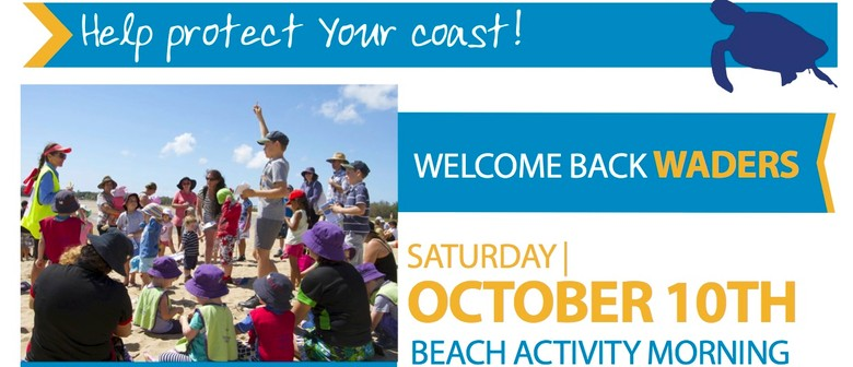 Mackay Free Family Fun Day- Welcome Back Waders