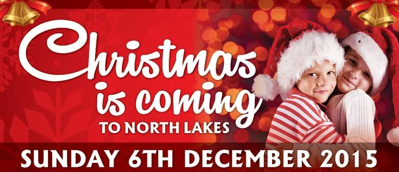 North Lakes Christmas Carols 2015