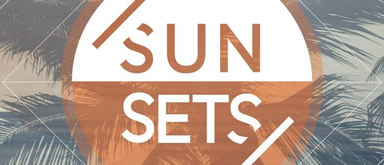 Sun Sets - Simon Caldwell