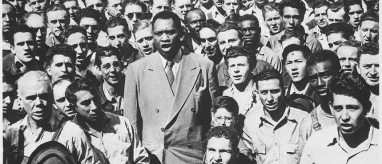 Tribute to Paul Robeson