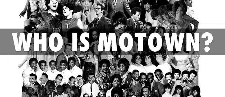 Velvet Helmet presents... There's no town like Motown