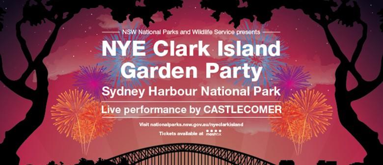 New Year's Eve Clark Island Garden Party
