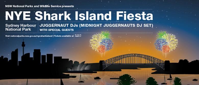 New Year's Eve Shark Island Fiesta