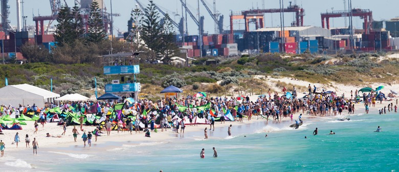 Red Bull Lighthouse To Leighton Kiteboarding Race