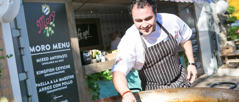 Free Pop-Up Alfresco Event With Moro