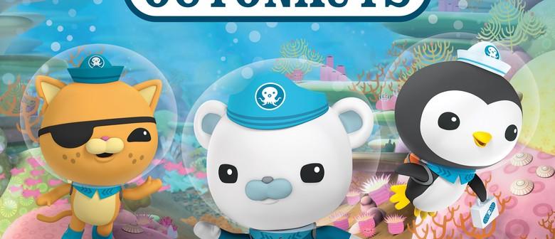Octonauts Set To Swim Into SEA LIFE Melbourne Aquarium!