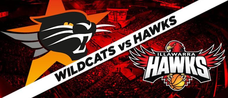 Perth Wildcats v Illawara Hawks