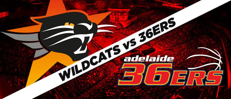 Perth Wildcats v Adelaide 36ers