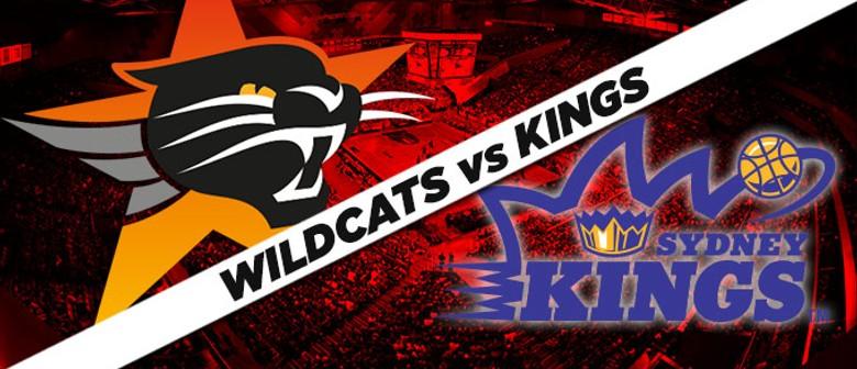 Perth Wildcats v Sydney Kings