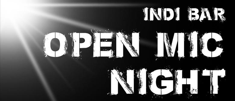 Indi Bar Open Mic Night - Perth - Eventfinda