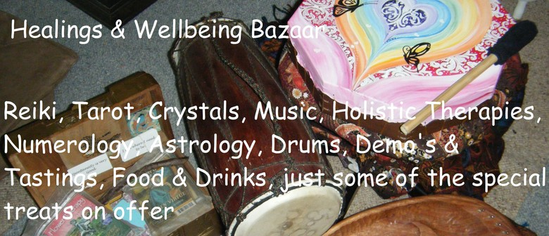 Healings And Wellbeing Bazaar: CANCELLED
