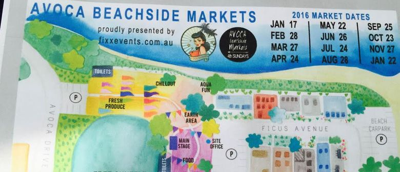 Avoca Beachside Markets