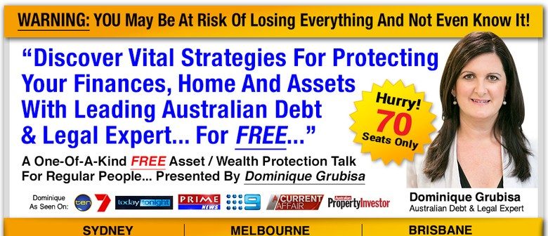 Master Wealth and Asset Protection Info Night