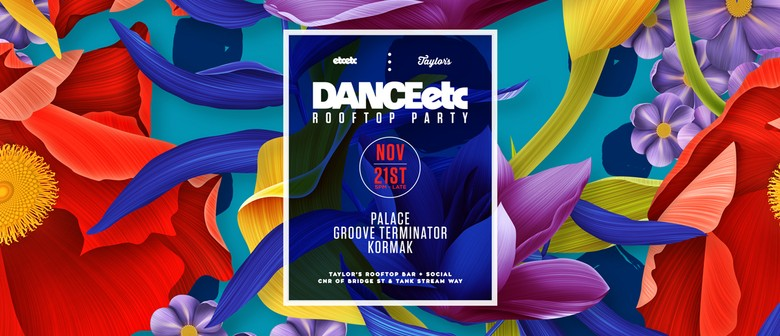 Danceetc. Feat. Palace, Groove Terminator, Kormak And Andy G
