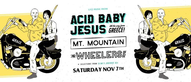 Acid Baby Jesus (Greece)
