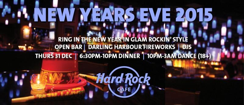 Hard Rock Cafe Sydney Nye