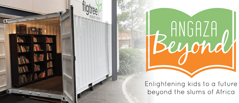 Angaza Beyond: Shipping Container Libraries