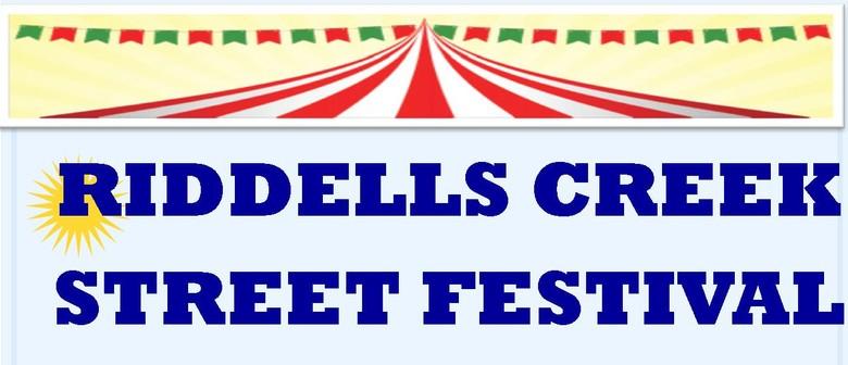Riddells Creek Street Festival