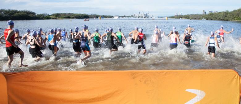AustralianSuper Corporate Triathlon Series
