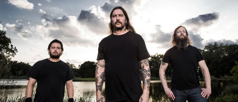 High On Fire - Australia Tour