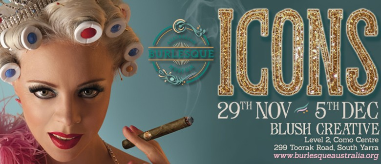 The Australian Burlesque Museum - Icons